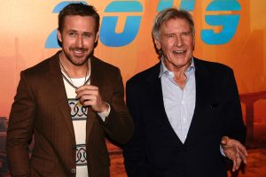 When Harrison Ford forgot Ryan Gosling's name