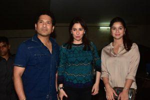 Sachin Tendulkar praises 'Lucknow Central'!