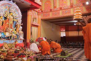 Sandhi Puja