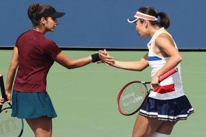US Open 2017: Mirza-Peng crashes out in semi-finals