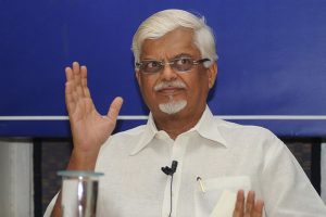 Sanjaya Baru takes charge as FICCI Secretary General