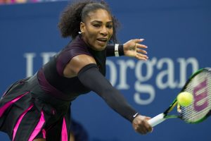 Delight as Serena Williams 'welcomes baby girl'
