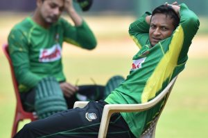 Shakib Al Hasan looks to capitalise on break from Test cricket
