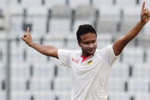 Shakib seeks break from Test cricket, writes to Bangladesh board