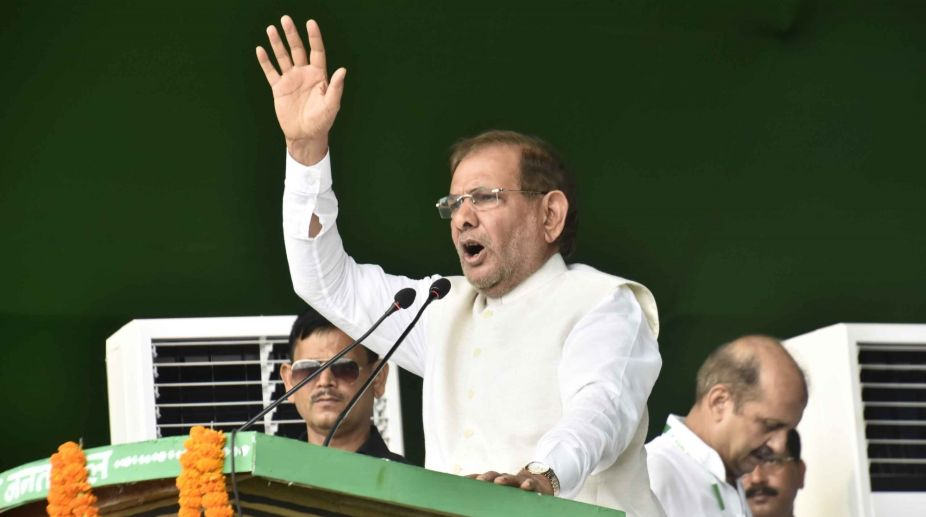 Sharad Yadav, opposition unity, BJP, UP By-polls