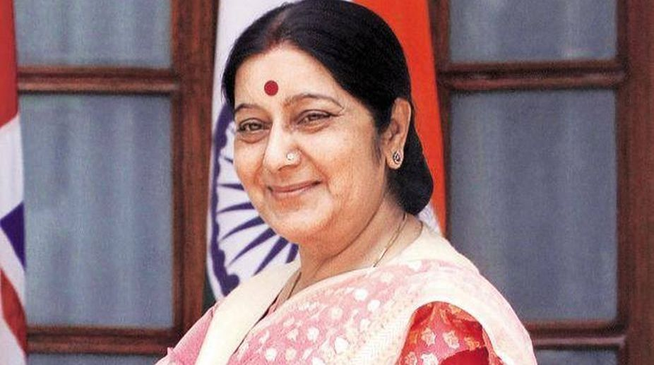 Sushma Swaraj, External Affairs Minister, Mongolia, Indian foreign minister