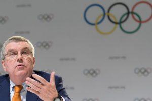 No hint of threat to 2018 Olympics: Thomas Bach