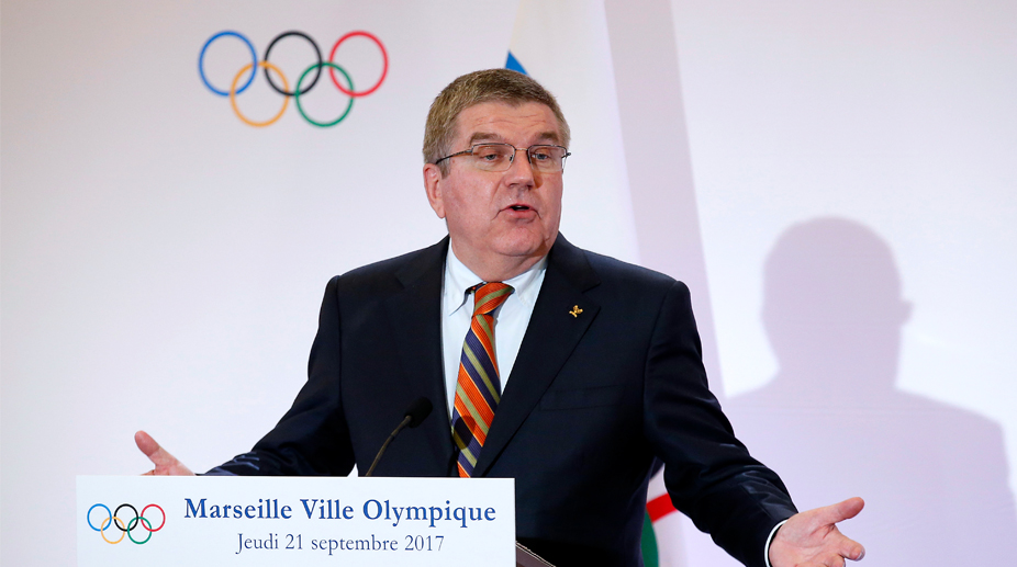 Thomas Bach, International Olympic Committee