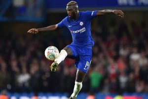 Chelsea midfielder Tiemoue Bakayoko survives car accident