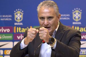 Brazil eyeing London for pre-World Cup camp