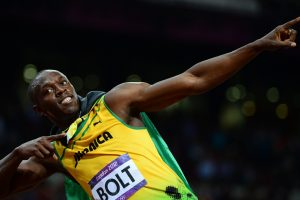 Usain Bolt's prefect record marred by teammate's doping