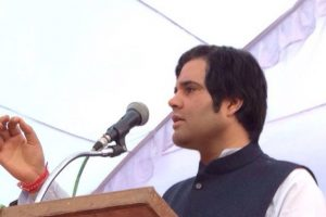 Minister slams BJP MP Varun Gandhi for saying don't deport Rohingyas