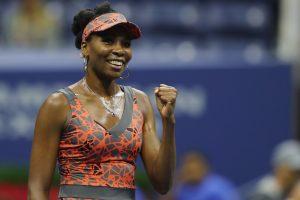 US Open 2017: Venus Williams into quarters