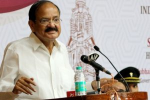 Venkaiah Naidu cautions against mixing religion and politics
