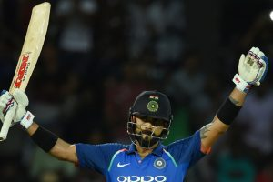 ICC Rankings: Virat Kohli equals Sachin Tendulkar's feat