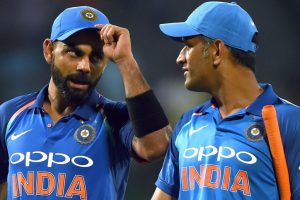 Dhoni was a great leader and now an ultimate team-man, says Shastri