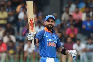 Kohli reveals secret of improving performance