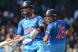 India vs South Africa, 5th ODI: India 90/1 in 15 overs