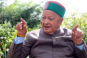 Interview: Rivals keep my life more saucy, says Virbhadra Singh