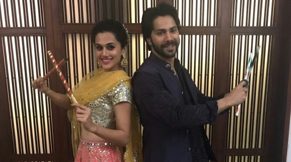 Navratri Special: Dandiya time with 'Judwaa 2'