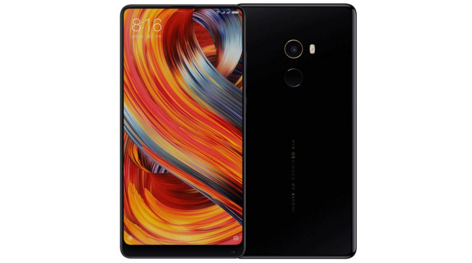 Xiaomi Mi MIX 2 with Snapdragon 835 will launch in India, confirms company