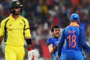 Yuzvendra Chahal confident of 5-0 whitewash against Australia