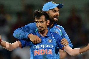 Chahal happy to be aggressive under Kohli's captaincy