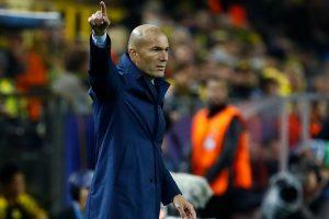 Zinedine Zidane demigod for French football: Raphael Varane
