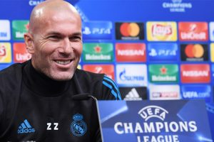 Zinedine Zidane hails goalscorers Gareth Bale, Cristiano Ronaldo after win