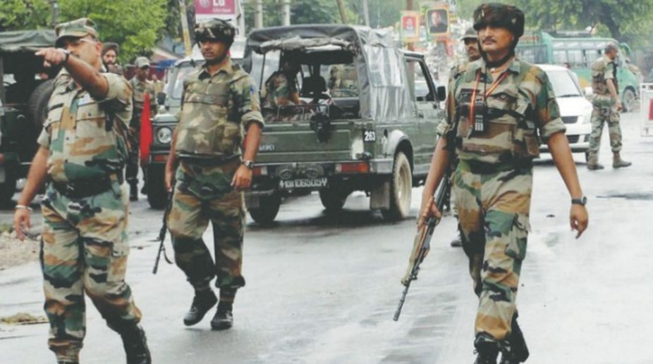 AFSPA, Central govt, AFSPA act, Special Powers Act, Armed Forces, Gangaram Ahir