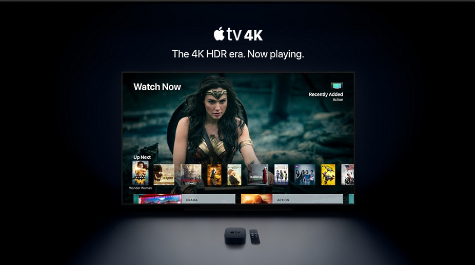 Apple TV 4K with HDR support launched, India price starts Rs. 15,900