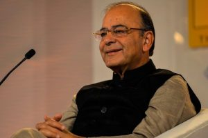 Corporates' CSR spend can act as supportive expenditure: Jaitley