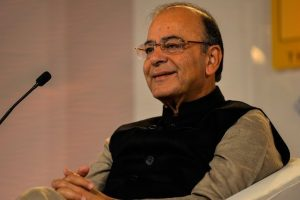 Finance Minister Jaitley to speak at Harvard