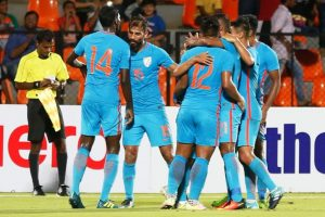 Balwant's brace helps India beat Macau 2-0 in Asian Qualifier