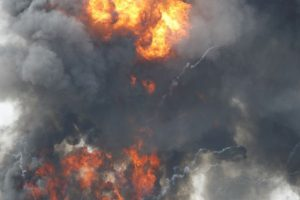 Explosion injures 15 soldiers at US military base
