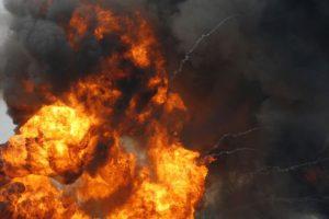Massive blast in Chinese port city kills 2, injures 30