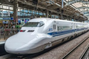 Bullet trains better late than never