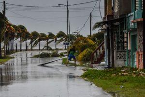 Hurricane Irma batters Cuba, Florida evacuates millions