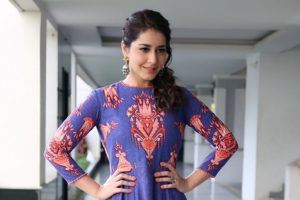 Raashi Khanna to do a cameo in 'Raja The Great'