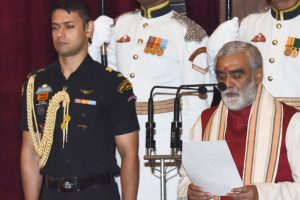 Bihar's prominent BJP face, Ashwini Kumar Choubey, inducted as MoS