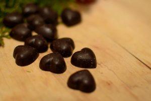 Real dark chocolate is a win-win-win