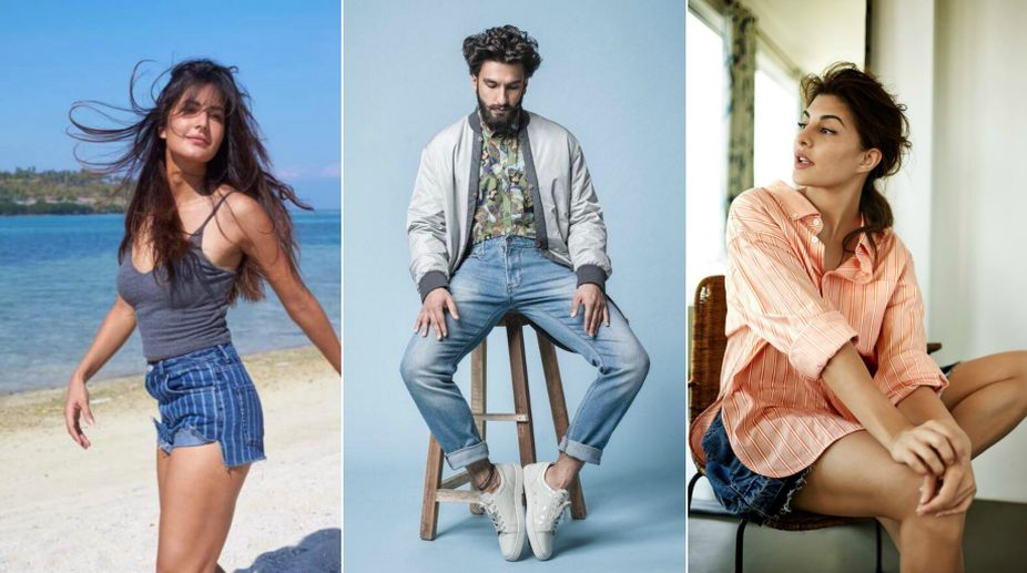 Hotness Alert: B-town stars know how to raise the temperature!
