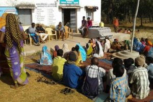 Structural change needed for community development