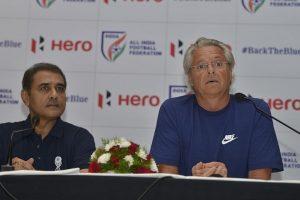 India U-17 football coach tags team as inexperienced