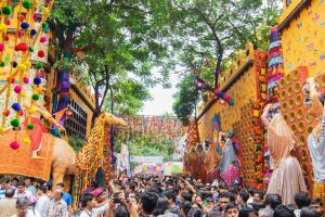 Durga Puja in Bengal: Trans-boundary trysts and twists