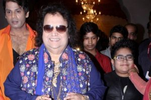 I created disco music: Bappi Lehri