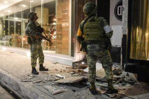 Six killed in Mexico, Guatemala earthquakes