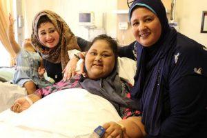 Months after weight-loss surgery, world's 'heaviest woman' dies