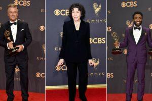 Baldwin, Tomlin, Glover criticise Trump at Emmys