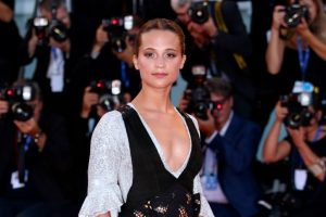 Alicia Vikander loves 'big adventure films'
